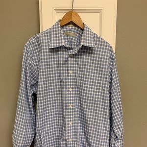 Nordstrom Long-Sleeve Button Down
